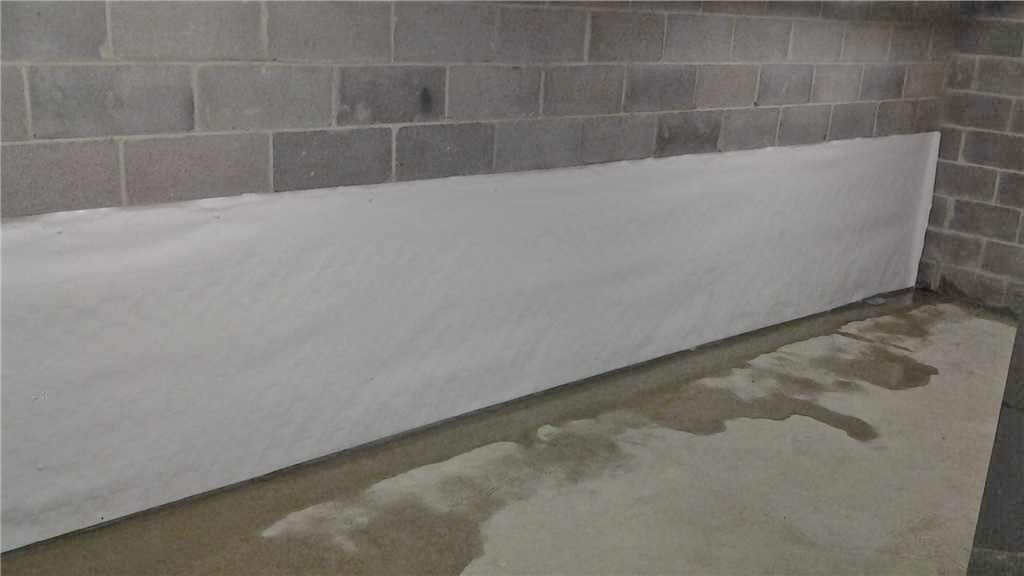 Clean, Dry Basement Walls