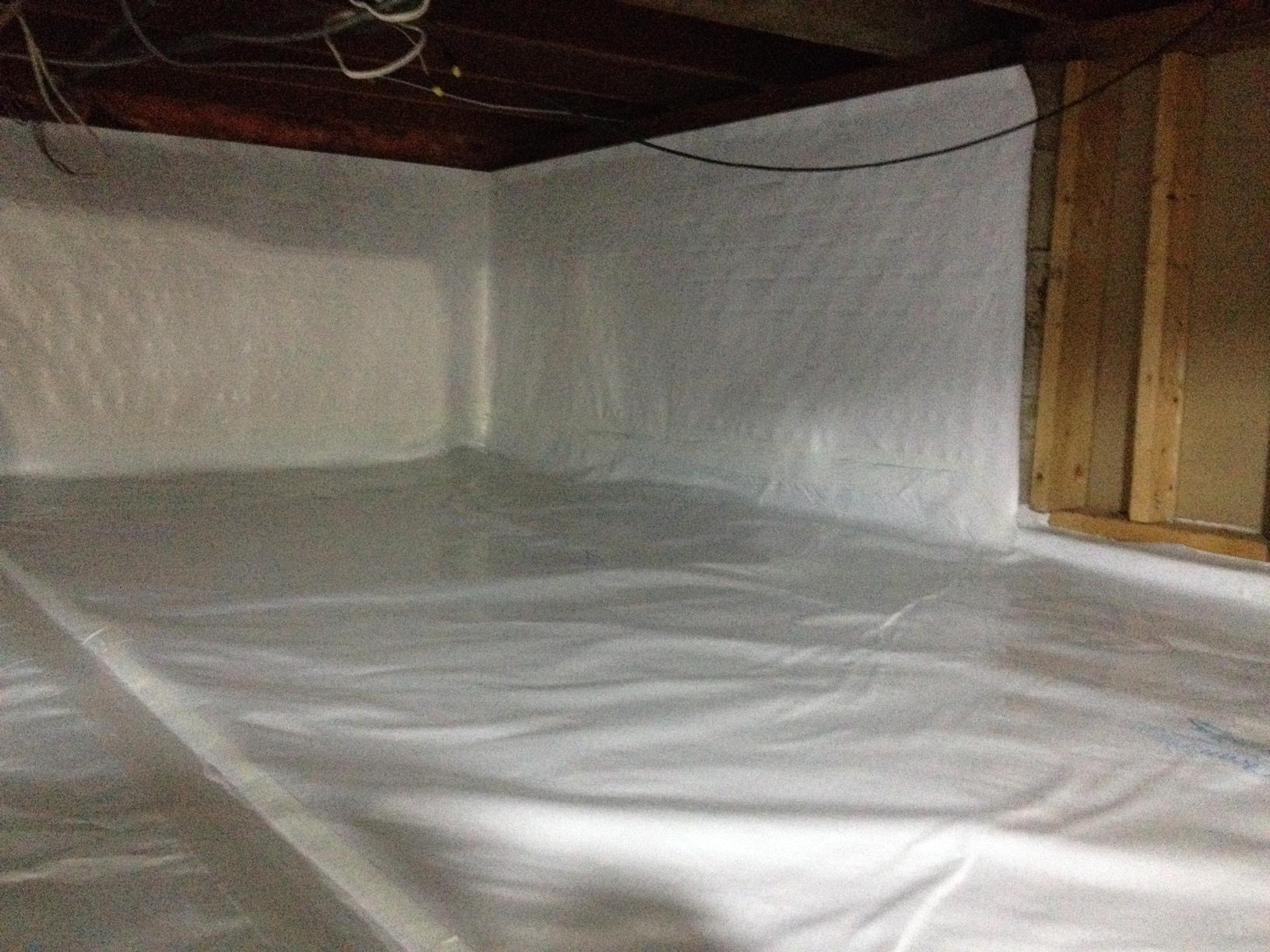 Complete Crawlspace Protection