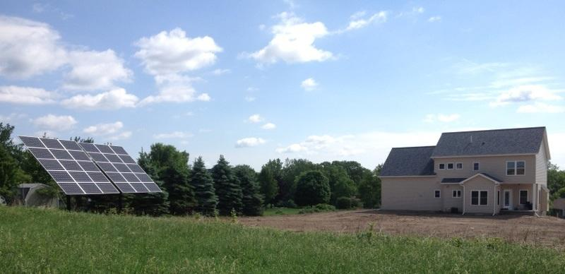 New Energy Efficient Home in Bloomfield, NY