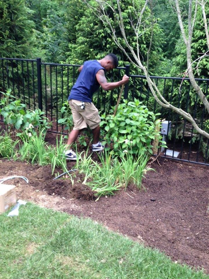 Digging Process