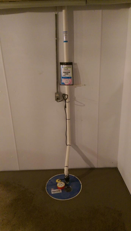 SuperSump Pump Pump