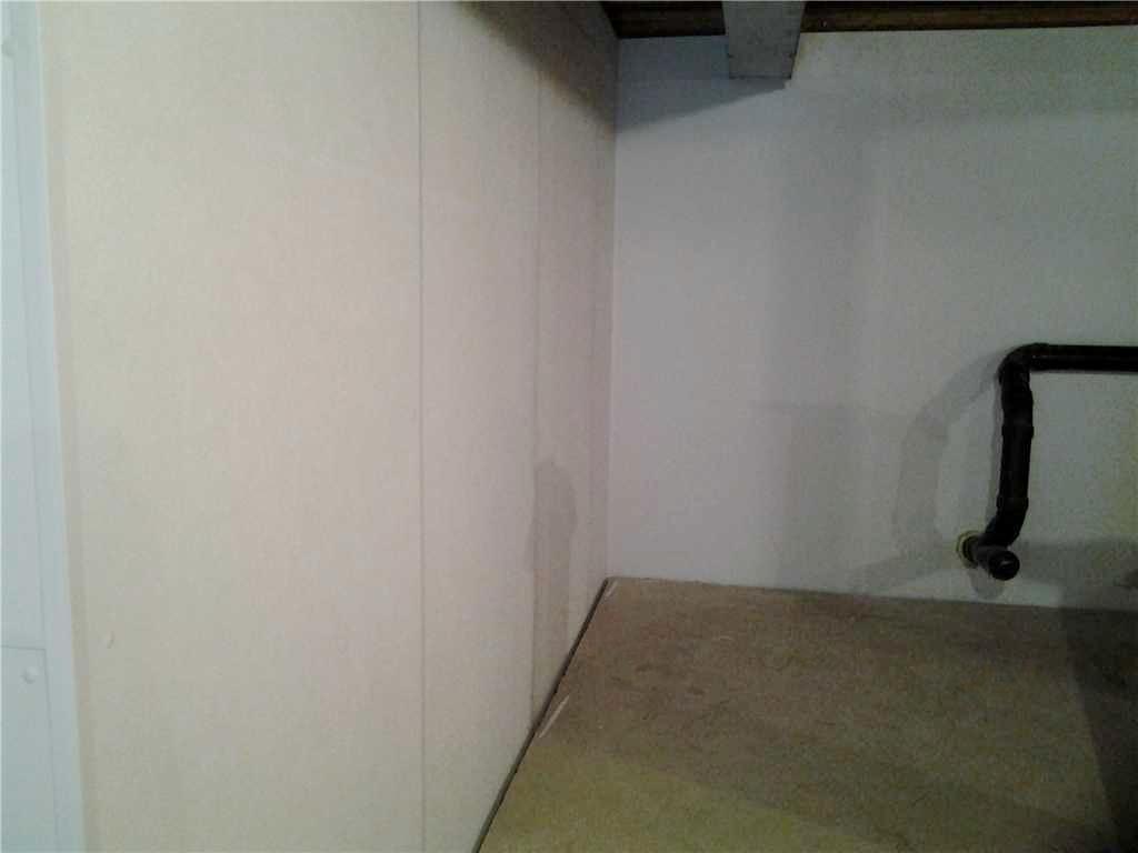 A Basement Wall System