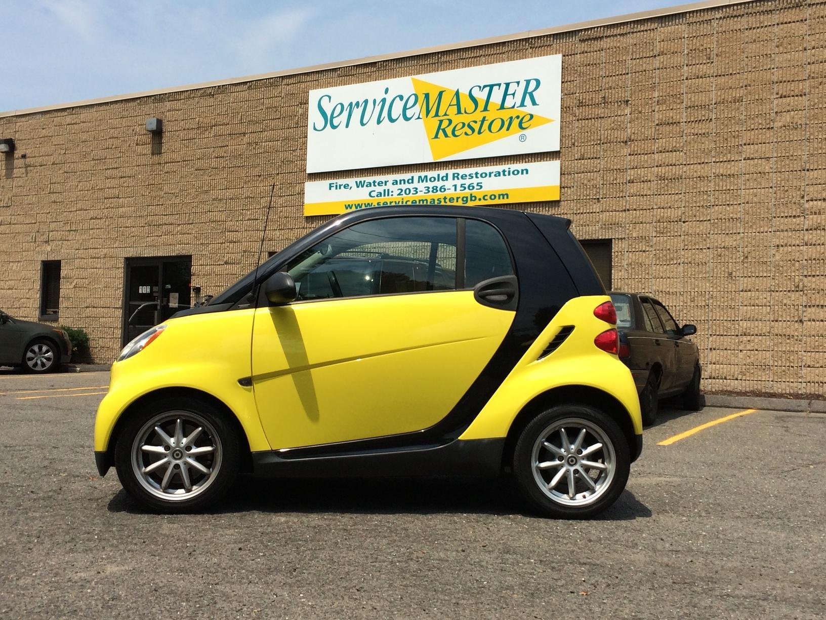 New Smart Car