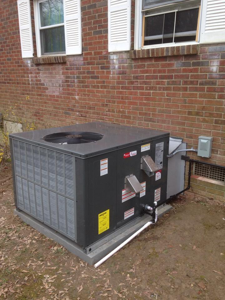 Insulation Heating Amp Air Conditioning In Dallas Nc