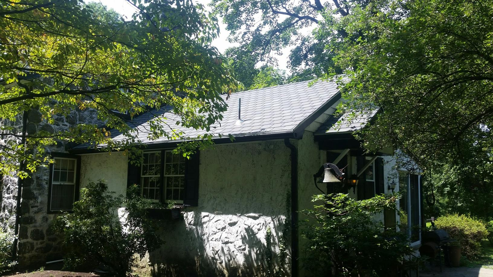 Roofing Services Shingle Roof Replacement In Historic