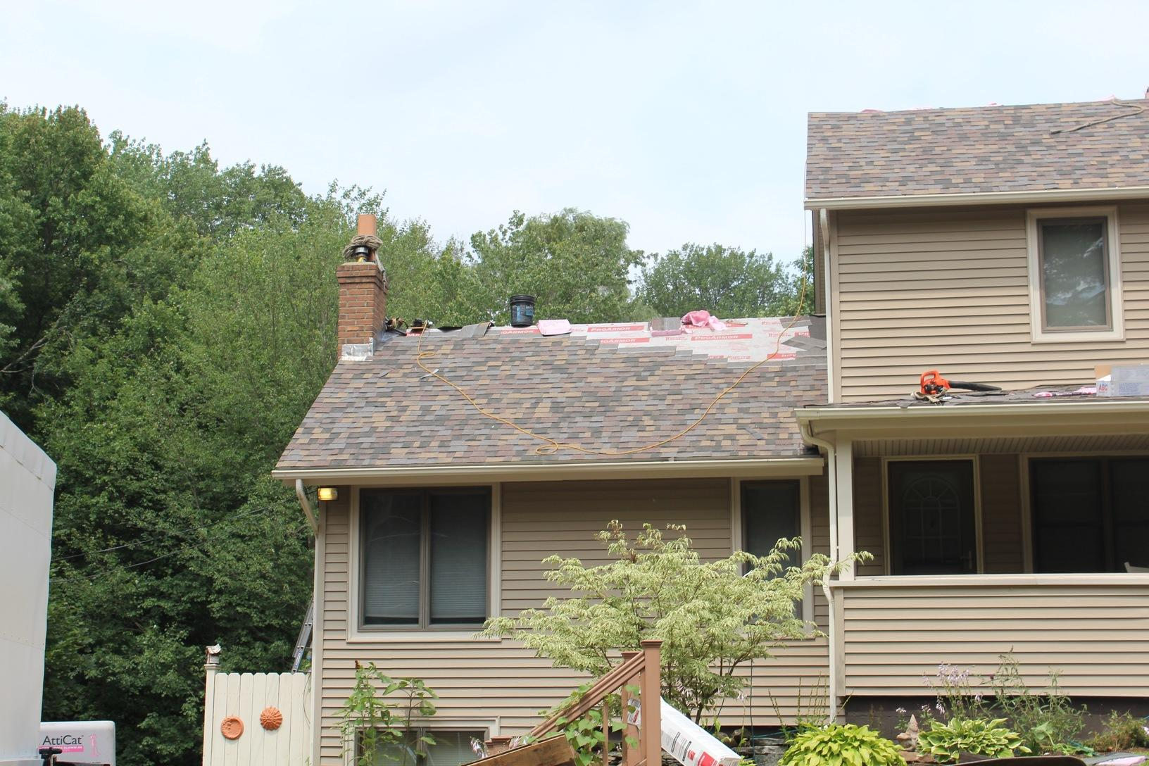 Mansfield, CT Full Roof Replace