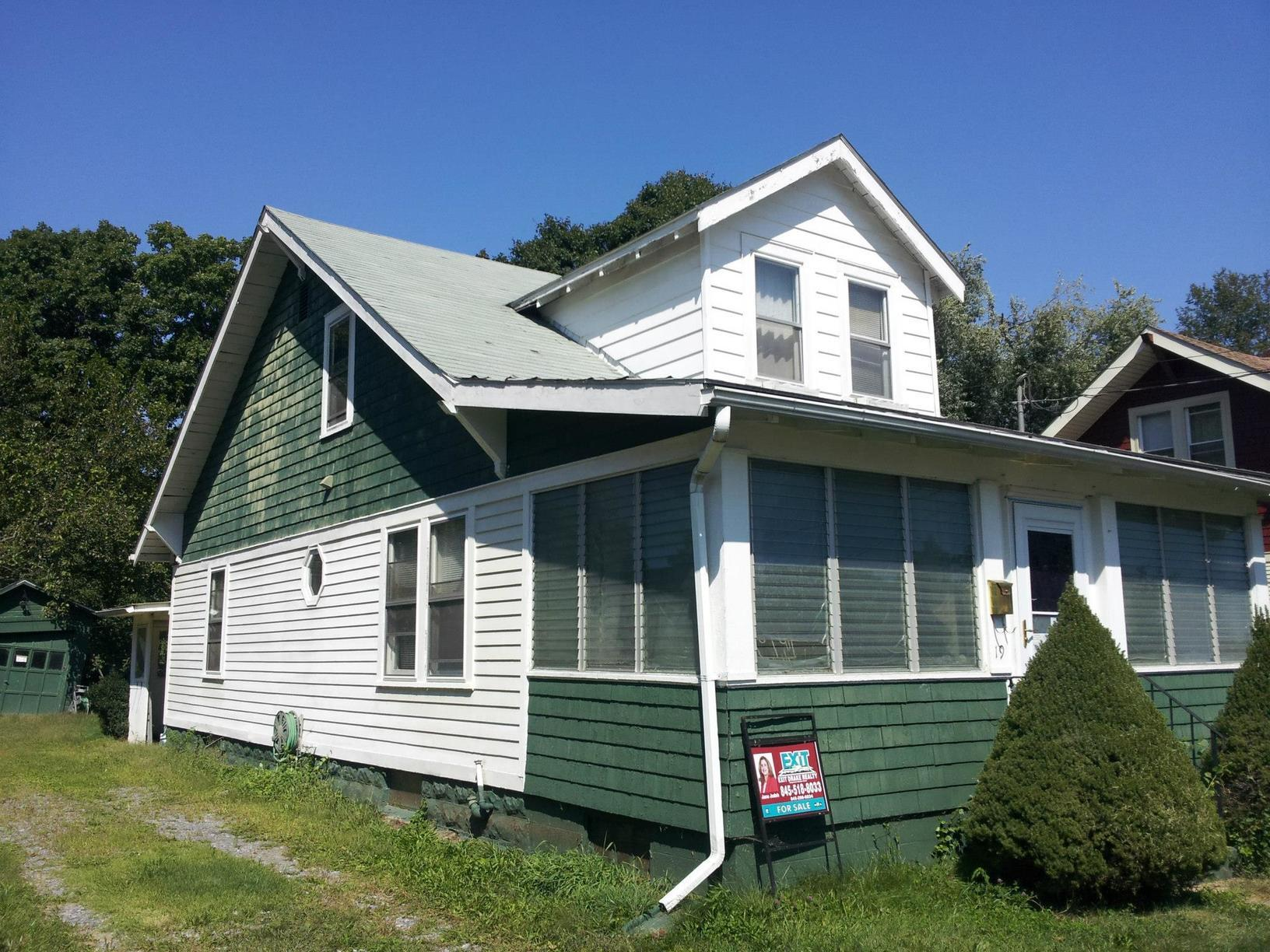 Replacing the Siding in Hyde Park, New York
