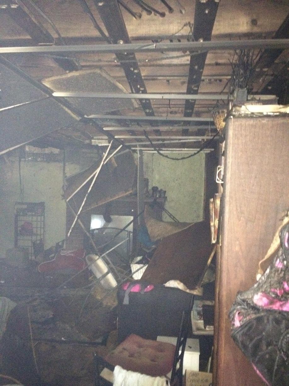 Fire Damage Fire Damage Restoration In Dearborn Heights