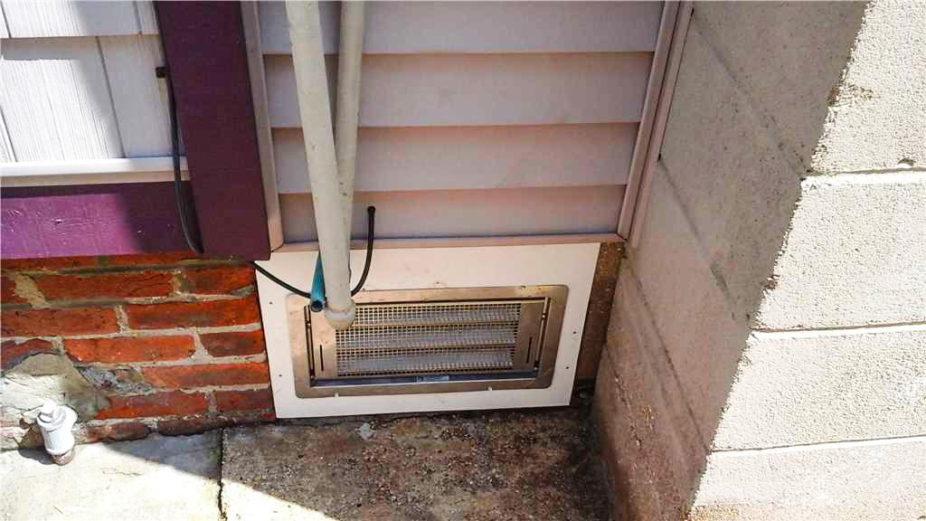 New Vent Installation