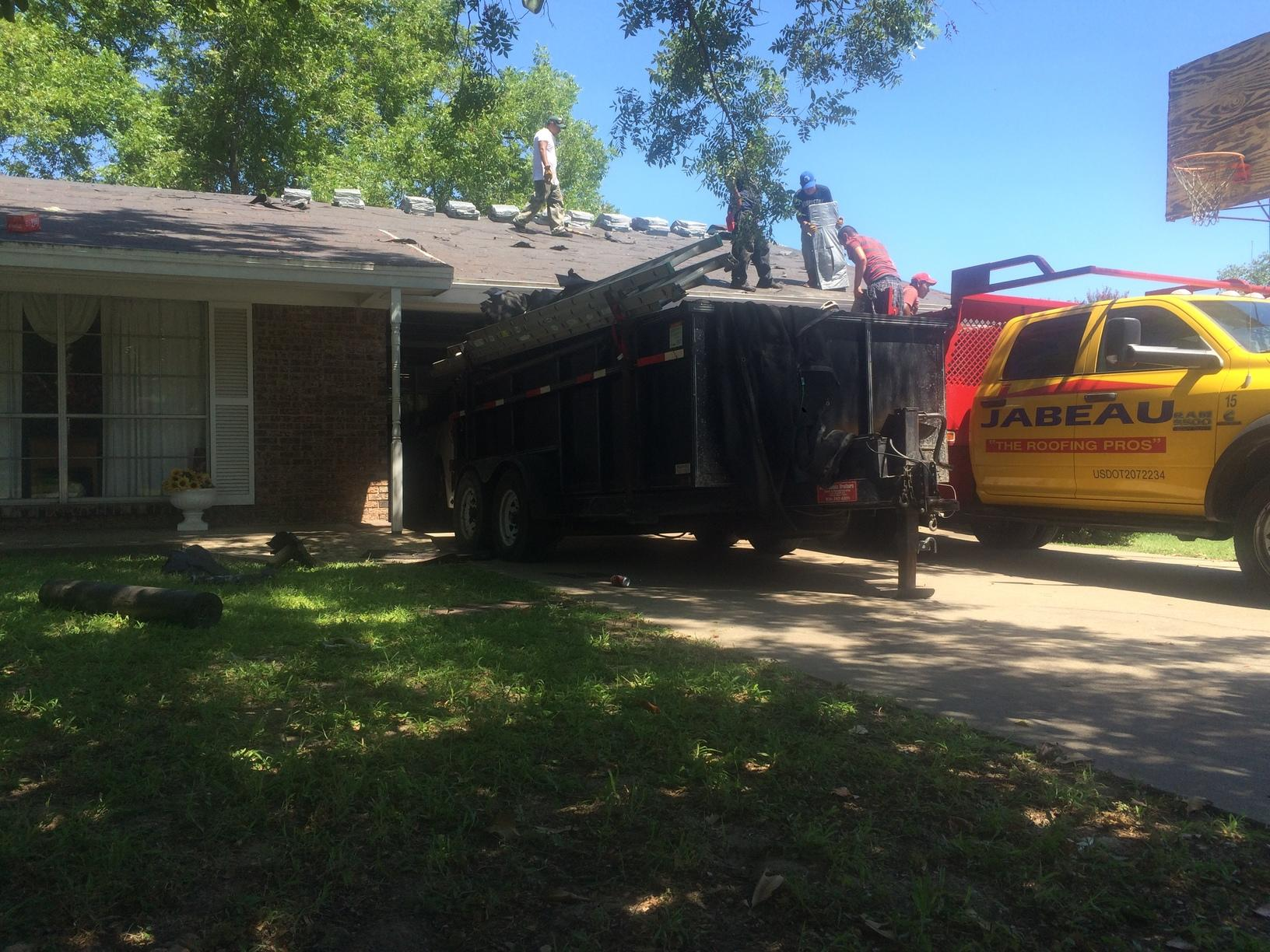 Roof Replacement in Stephenville, TX