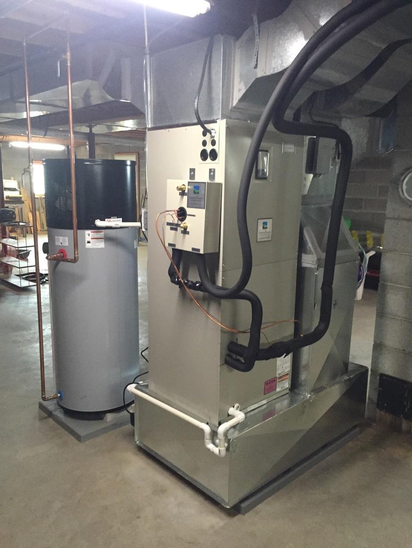 Geothermal Air Handler