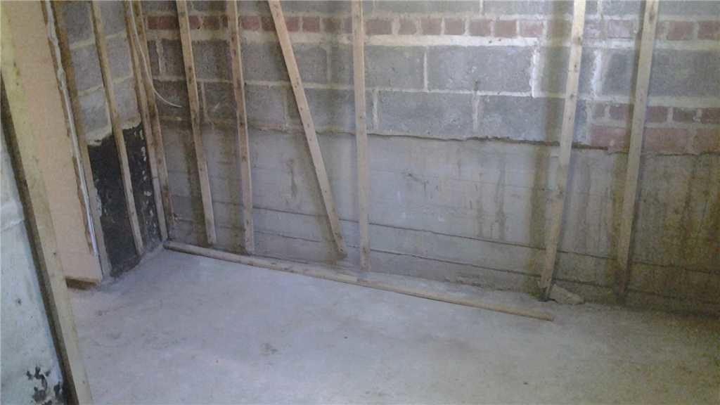 Water Damaged Basement in Queens, NY