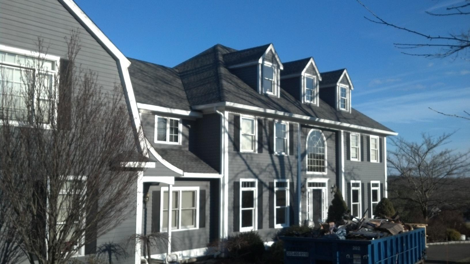 Complete Roof Replacement in Trumbull, CT
