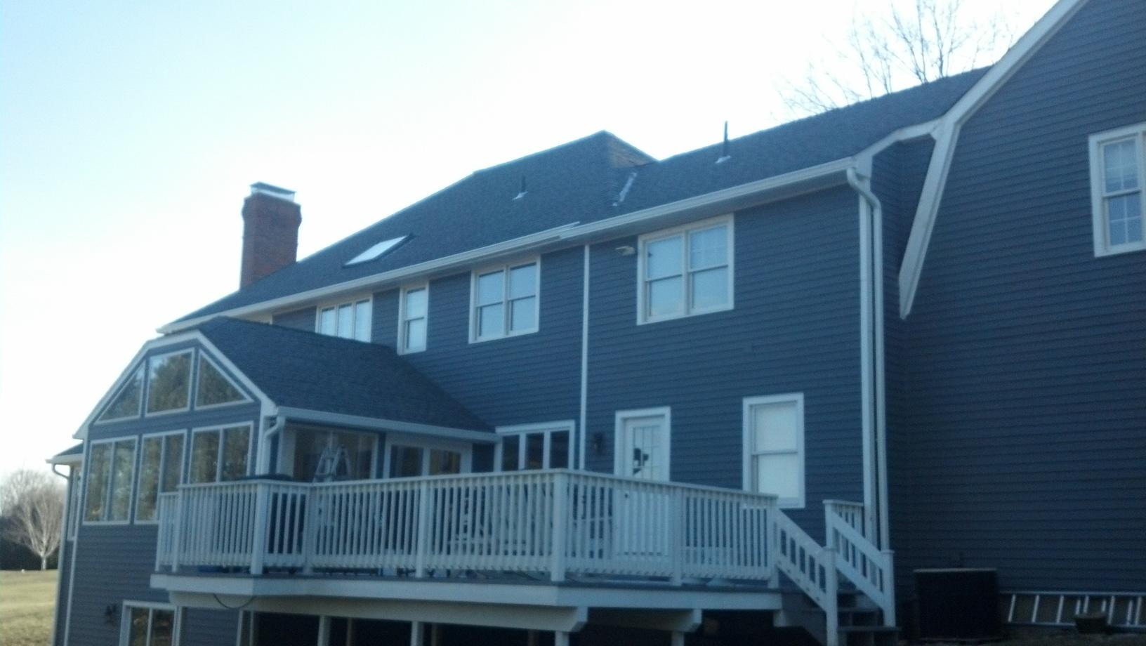 Trumbull, CT Gutter and Roof Replacement
