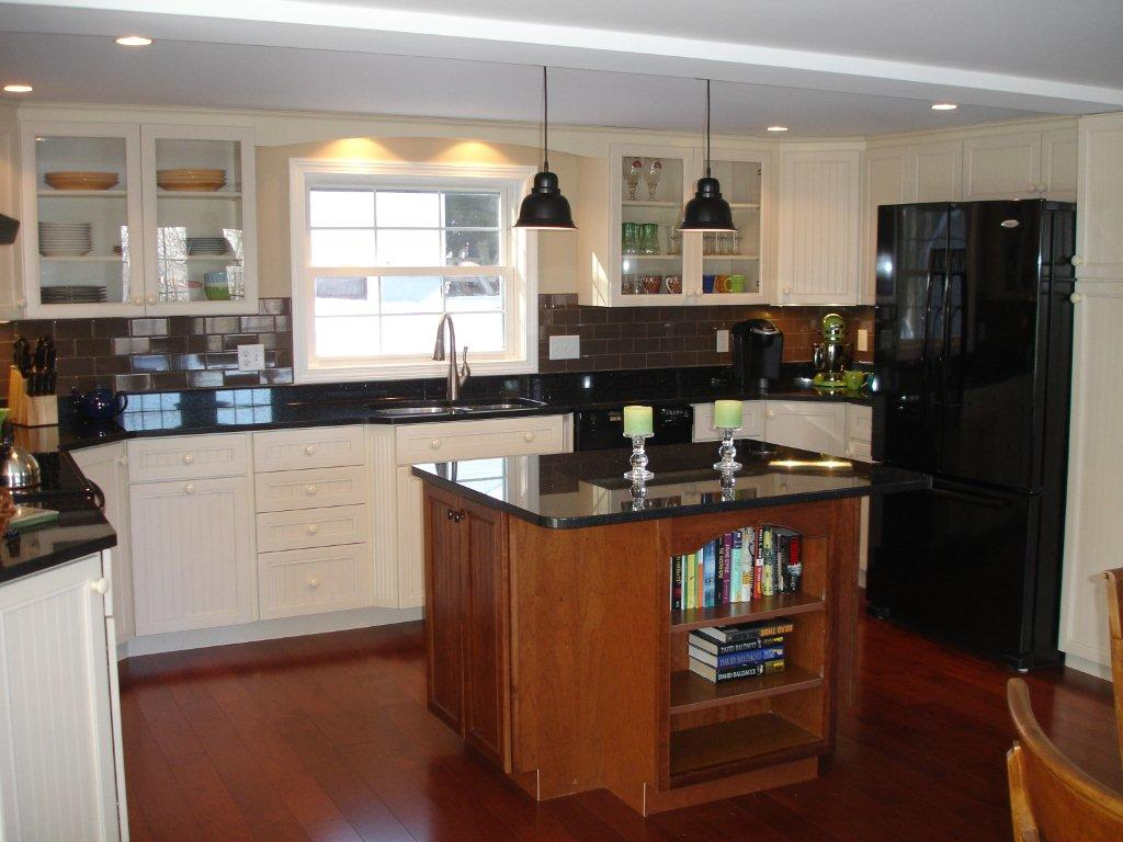 Kitchen After Reconstruction Complete