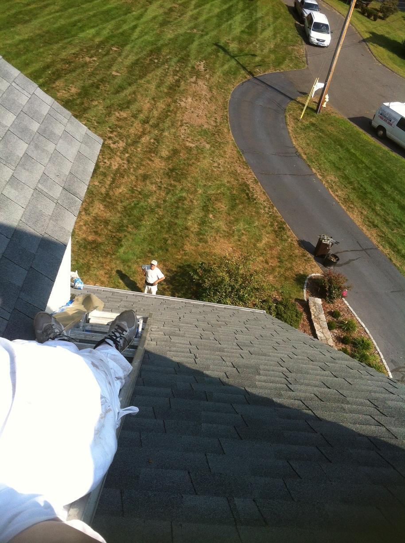 Climbing Roof Peaks