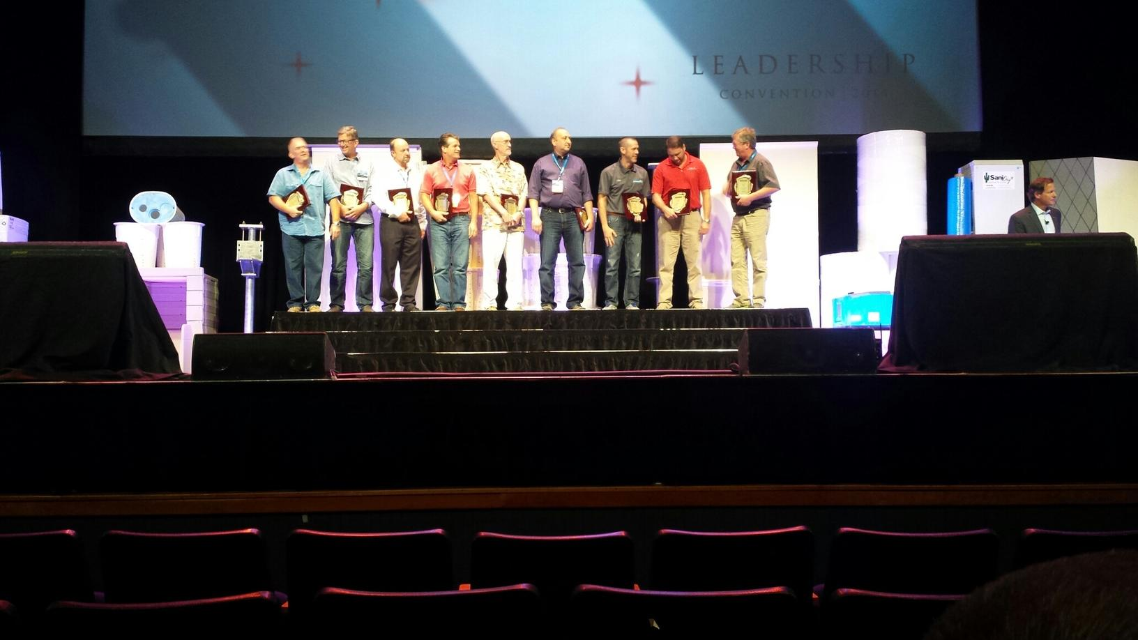 FSI dealers being recognized