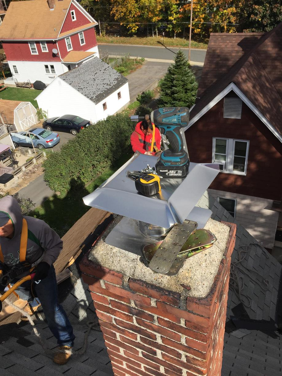 Victorian Roof Replacement in Stafford, CT