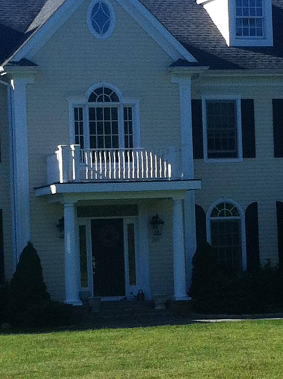 Easton, CT House Painting
