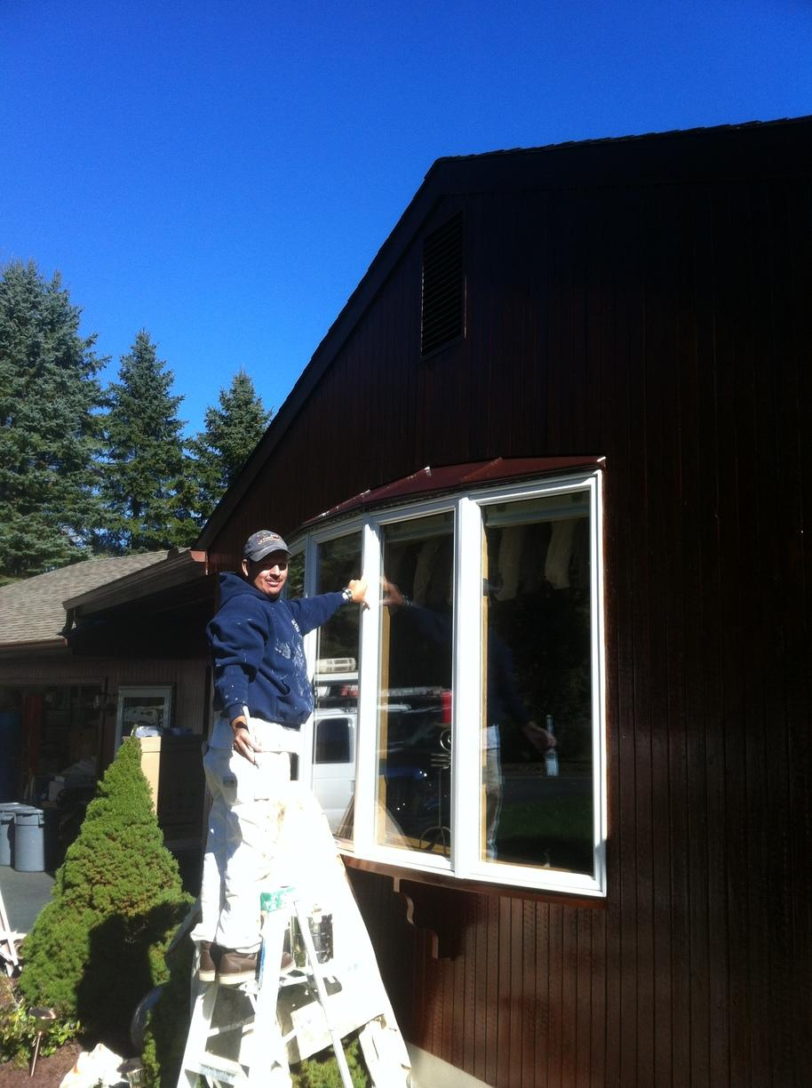Exterior Painting in Oxford, CT