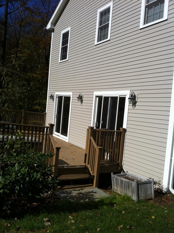Exterior Home In Ridgefield, CT