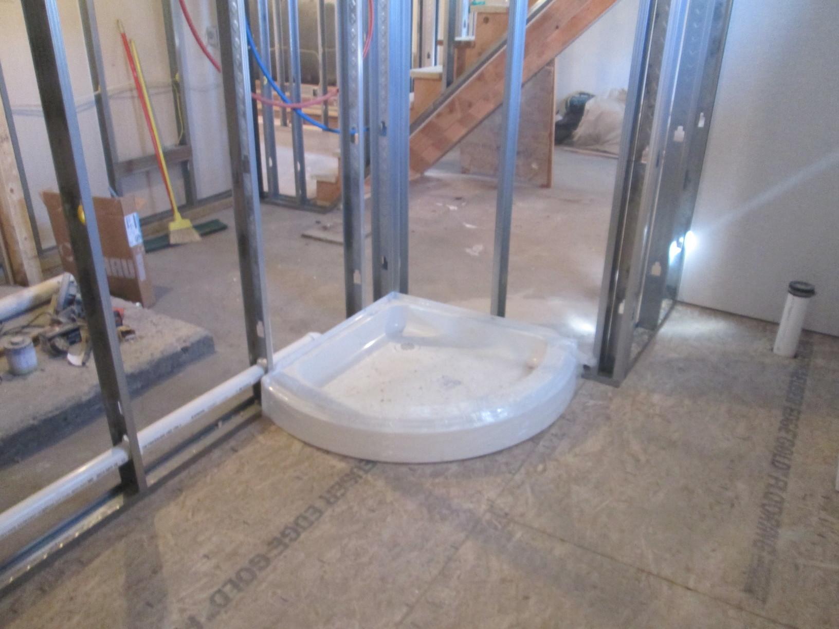 Progress Millinocket Basement Photo