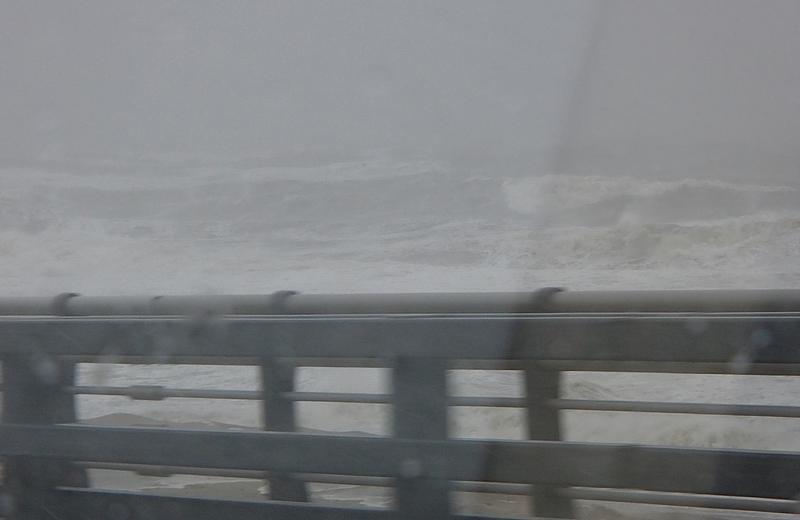 Major storm swells