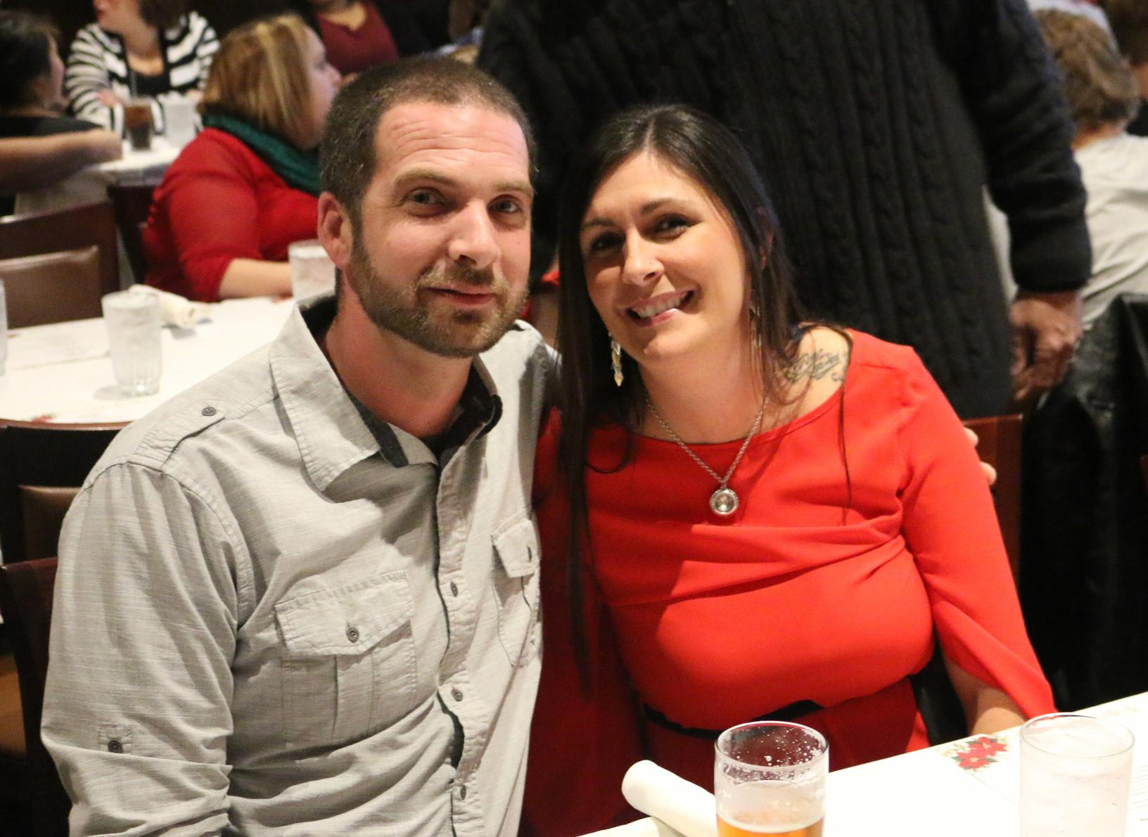 Jason Autry and his wife Shannon