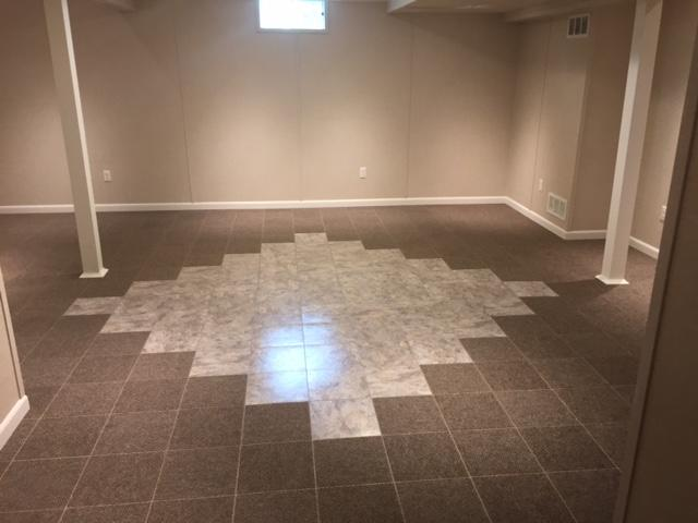 Unique floor design