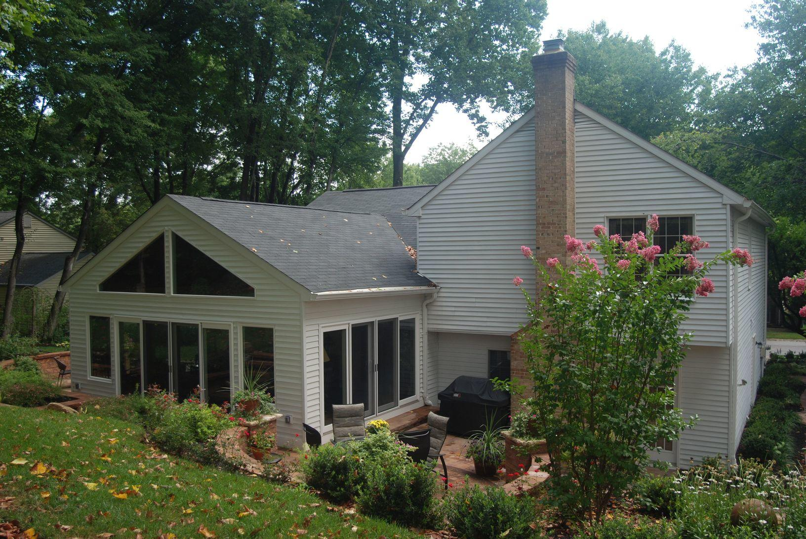 Sunroom Amp Patio Completed In Columbia Md Sunroom Right