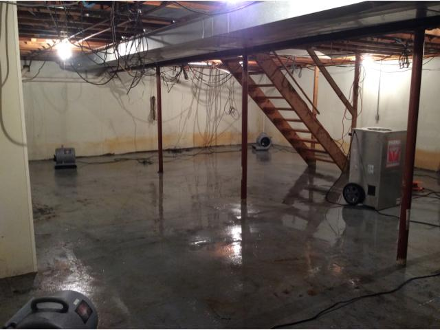 Residential Restoration Sewage Removal In Chagrin Falls Oh After Basement Cleaning And Mitigation Services