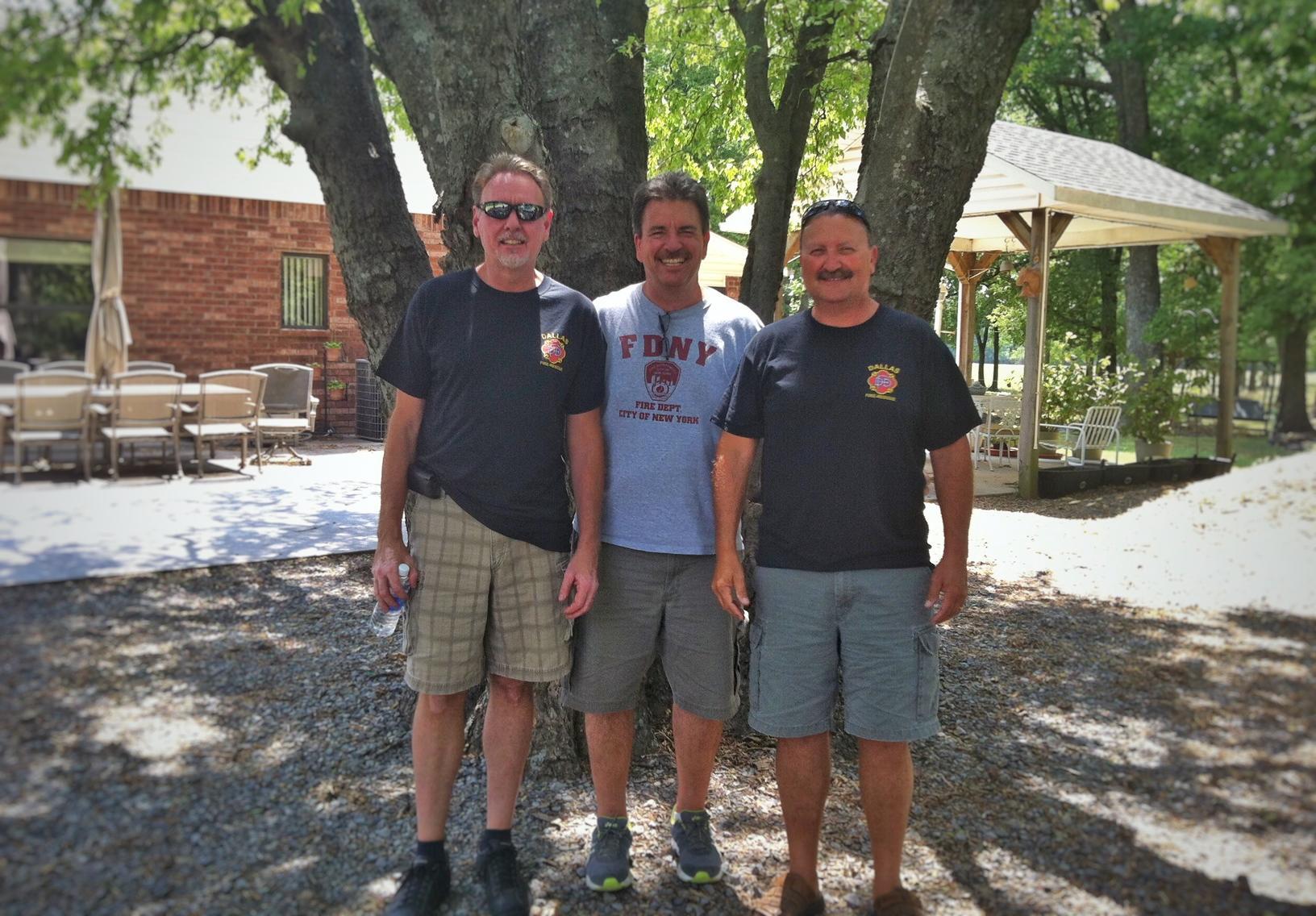 Blake, Larry & Stuart