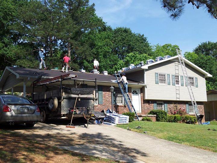 In Progress Roofing