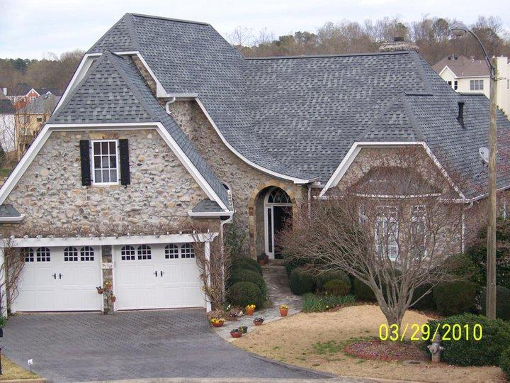 Completed Roof Project