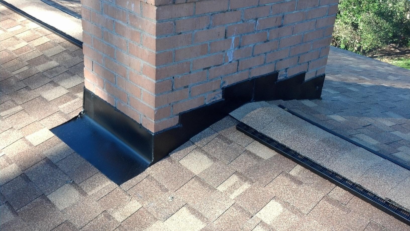 Clemson Chimney Reflashing Repair