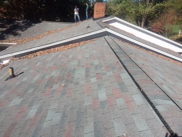 Roof Replacement Dallas Nc New Roof And Gutter Project