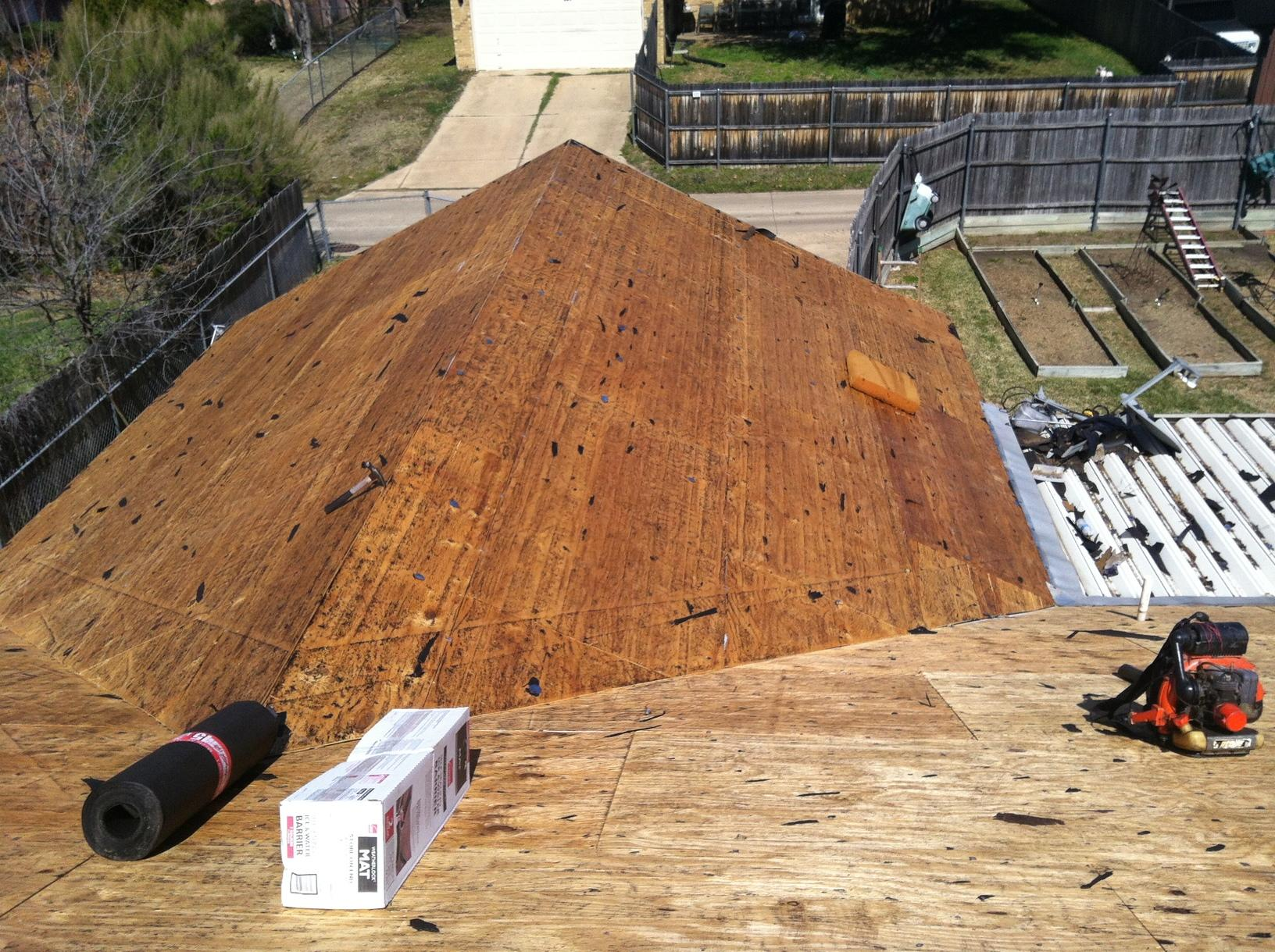Ready for Your New Roof