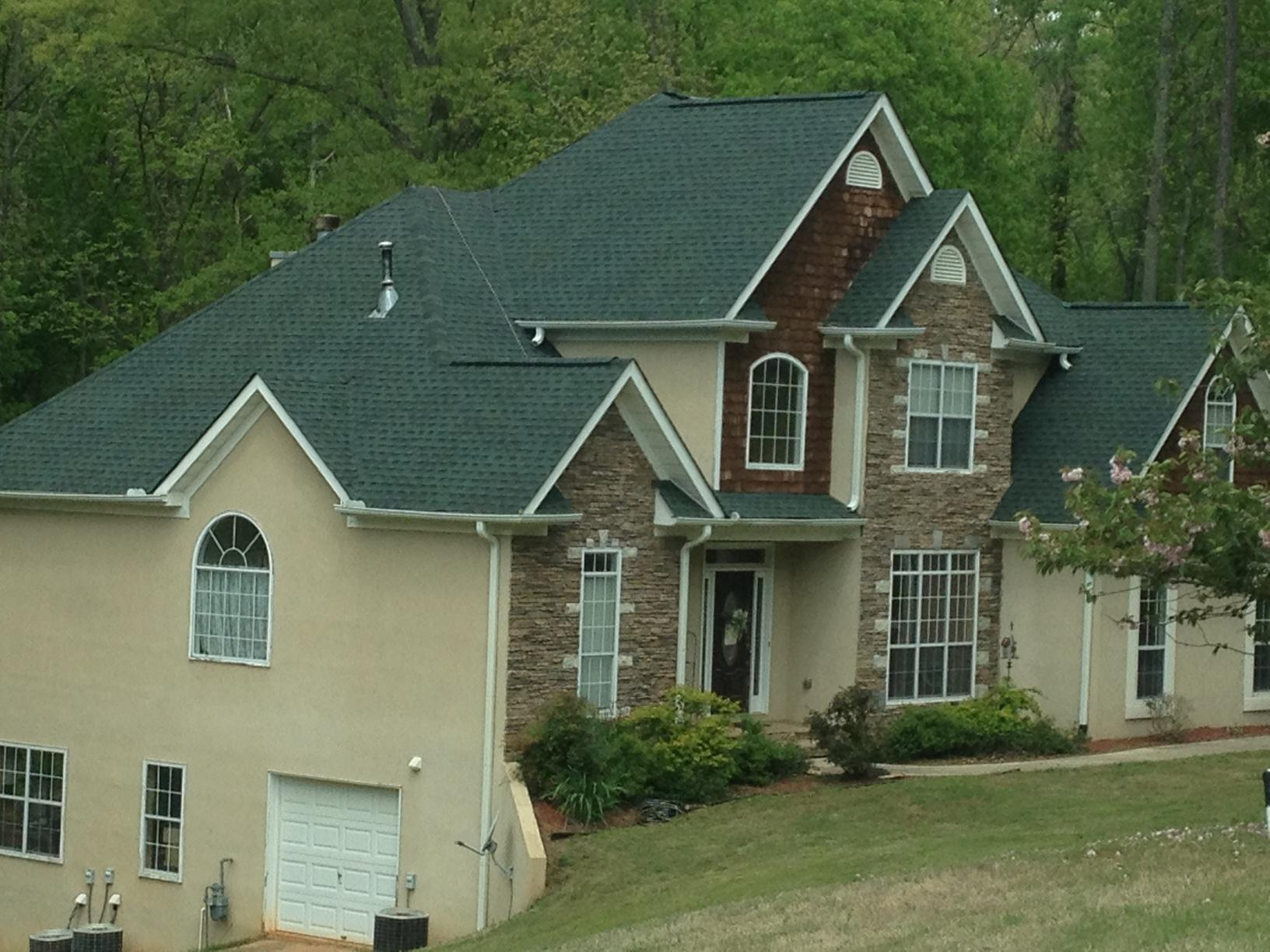 Roof Replacement Roof Replacement In Mcdonough Ga Completed Project