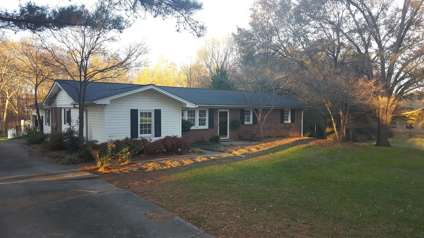 New Roof Replacement near Mauldin, SC