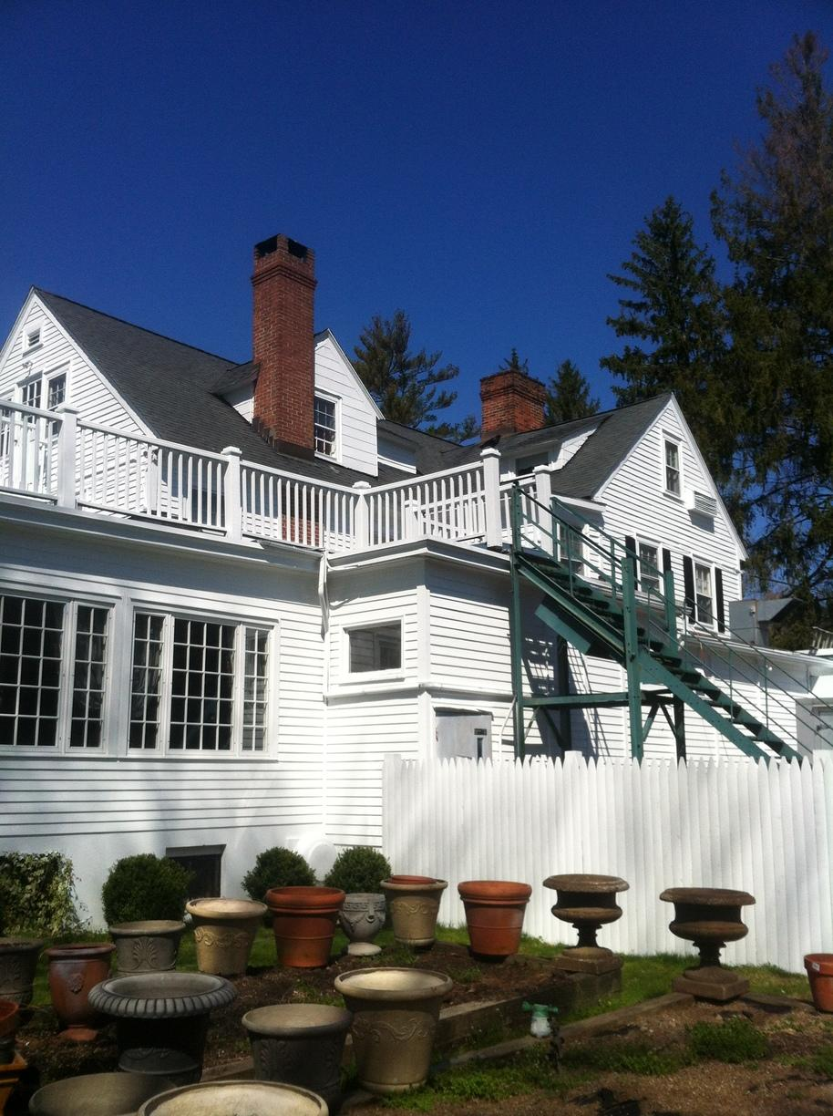 Painting In New Canaan Roger Sherman Inn