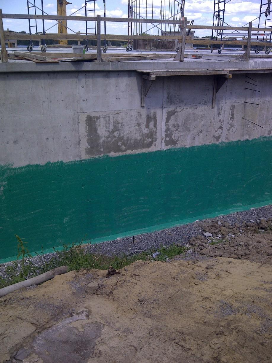 Commercial Foundation Waterproofing In Westboro