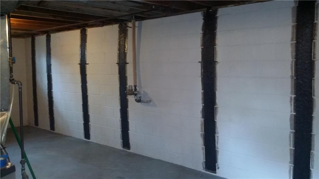 Carbon Armor on Expanse of Wall