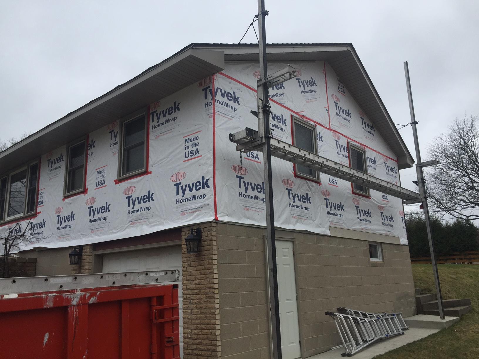 New House Wrap