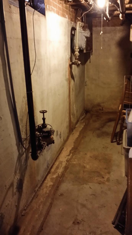 Water Damage in West Hartford