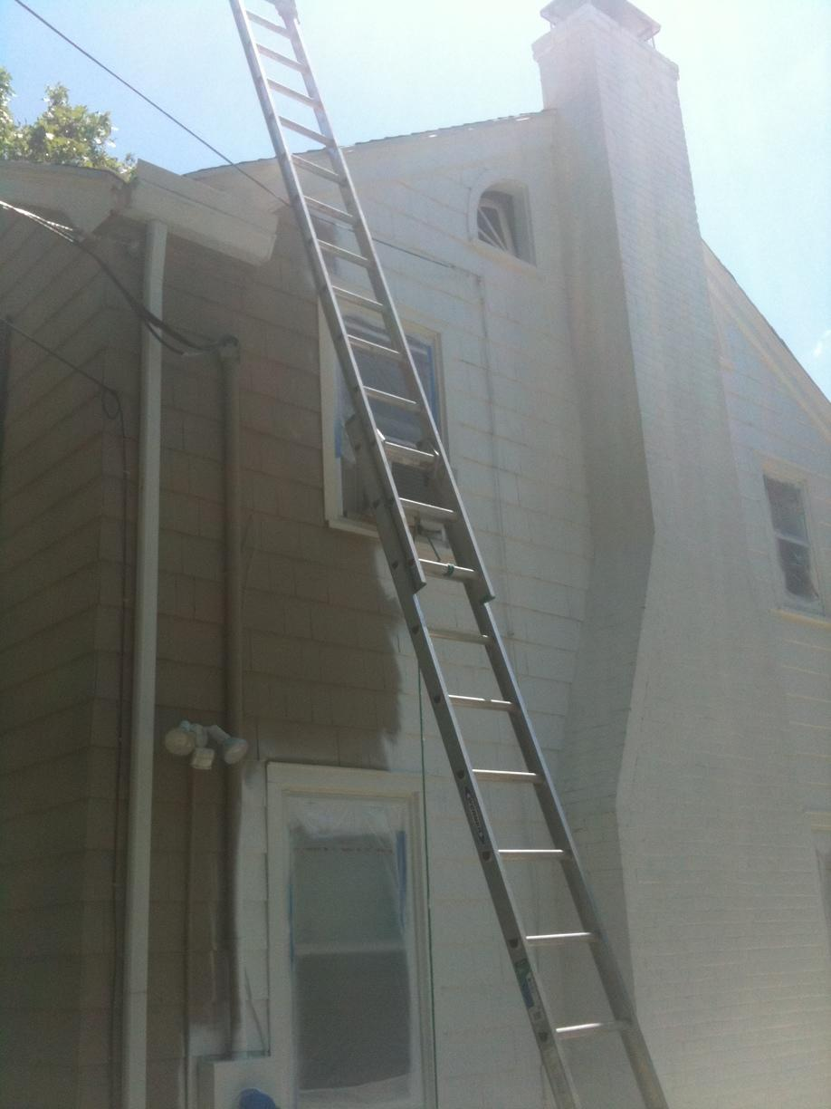 Fairfield CT Exterior Painting