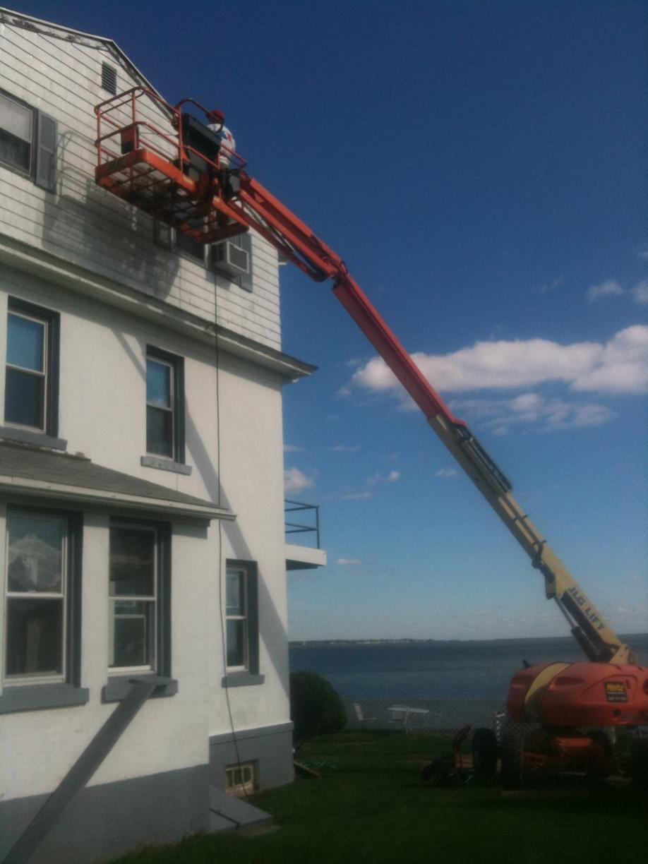 Exterior Painting West Haven