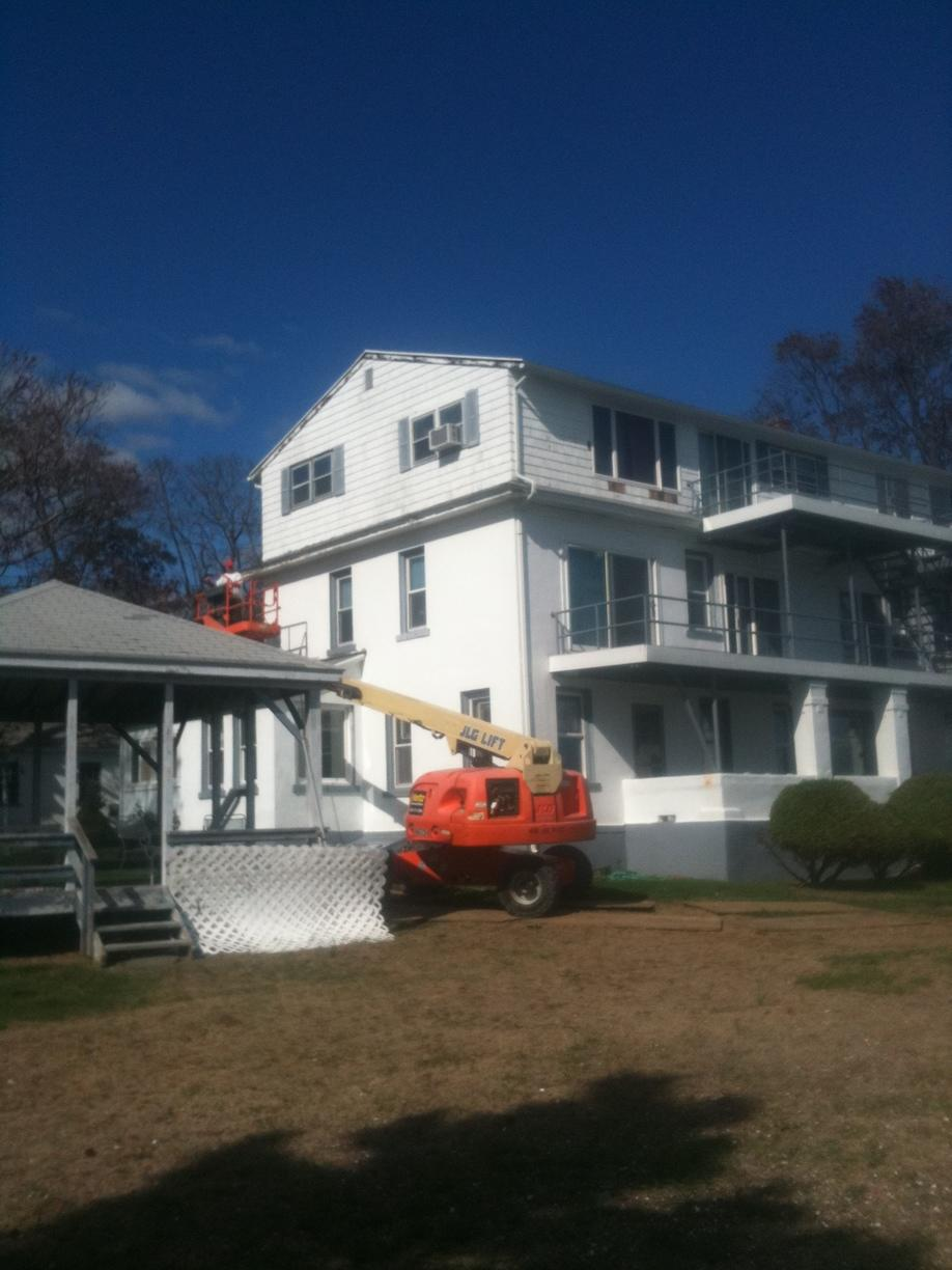West Haven Exterior Painting