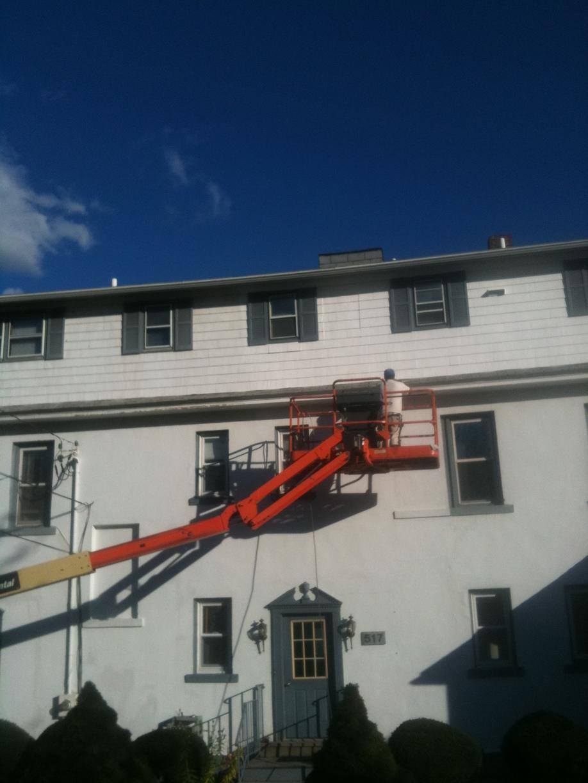 Exterior Painting Job