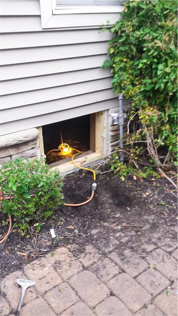 Why Close Youre Crawl Space Opening?