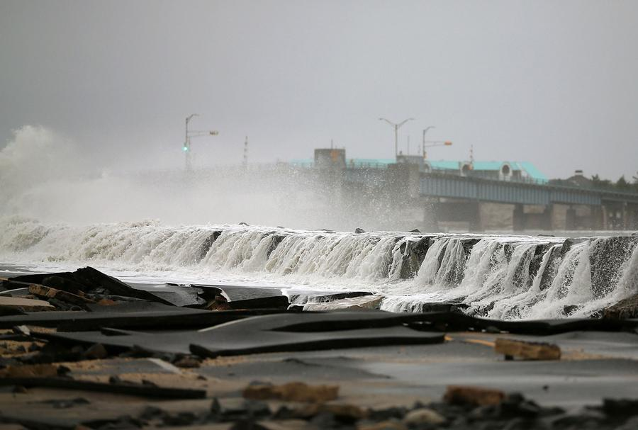 SuperStorm Sandy in Avalon